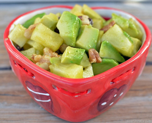 Primrose and Gree avocado-and-apple-salad